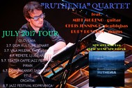 NEW ALBUM &quot;RUTHENIA&quot; OUT in April 2017 on Fresh Sound New Talent <em>&copy;Matjaž Tančič</em>